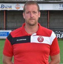 SV Moorsele B Seizoen 2019-2020 Trainer Emmerson Samyn