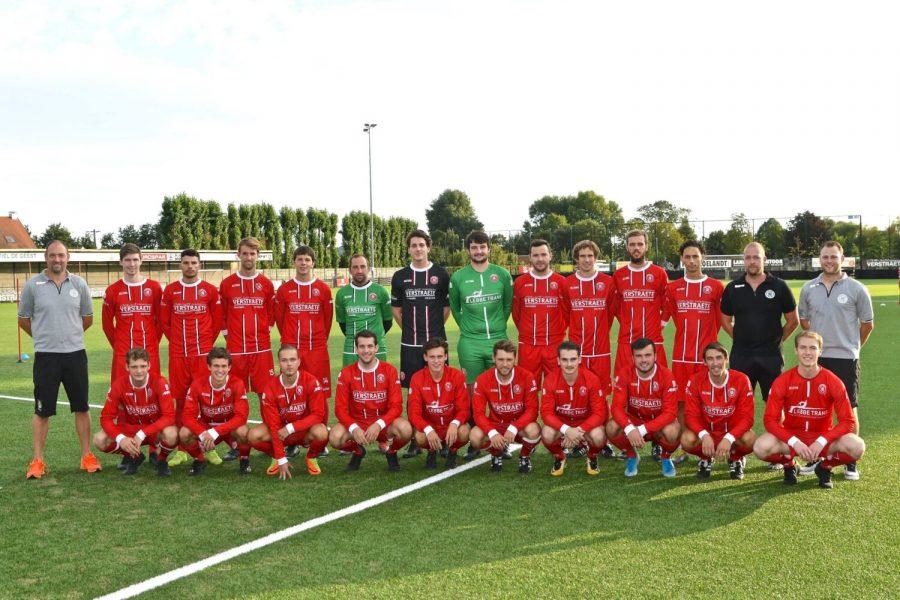 KSV Moorsele 2020-2021 2e provinciale Ploegfoto