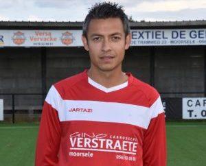 SV Moorsele A Seizoen 2019-2020 Tom Langedock